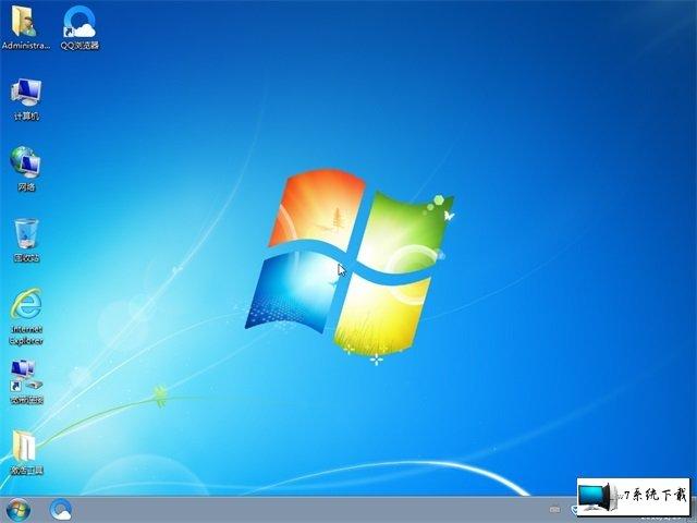 电脑公司 Ghost Win7 64位纯净版 v2019.09